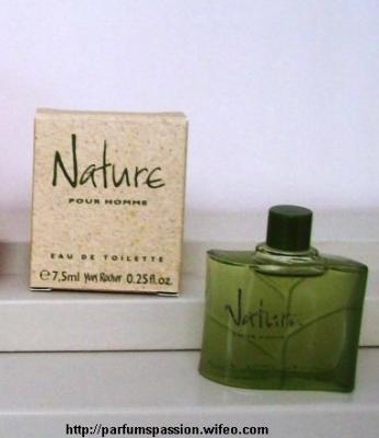 Parfum Homme Nature Yves Rocher